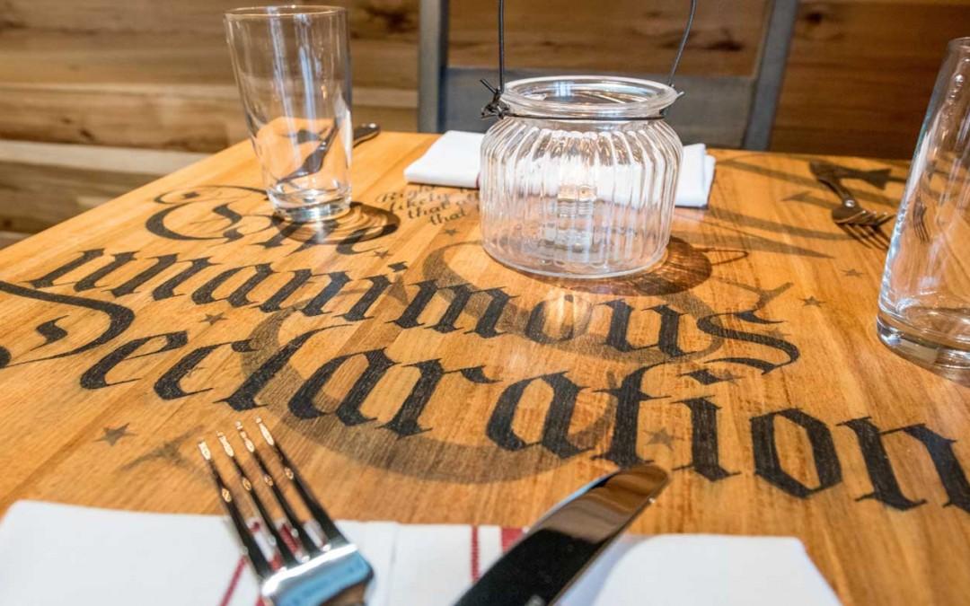 Decoraci n de restaurantes para destacar gastrocoaching for Detalles de decoracion